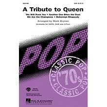 Hal Leonard A Tribute To Queen (Medley) ShowTrax CD by Queen Arranged by Mark Brymer