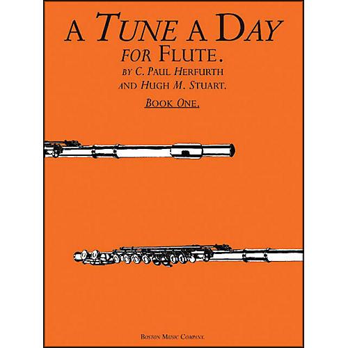 Music Sales A Tune A Day Flute Book 1
