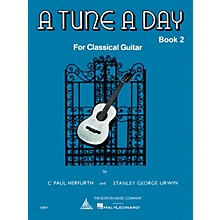 Boston Music A Tune a Day - Classical Guitar (Book 2) Music Sales America Series Written by C. Paul Herfurth
