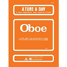 Music Sales A Tune a Day - Oboe (Book 1) Music Sales America Series Written by C. Paul Herfurth