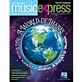 Hal Leonard A World of Thanks Vol. 15 No. 2 (October/November 2014) Teacher Magazine w/CD Composed by John Jacobson thumbnail
