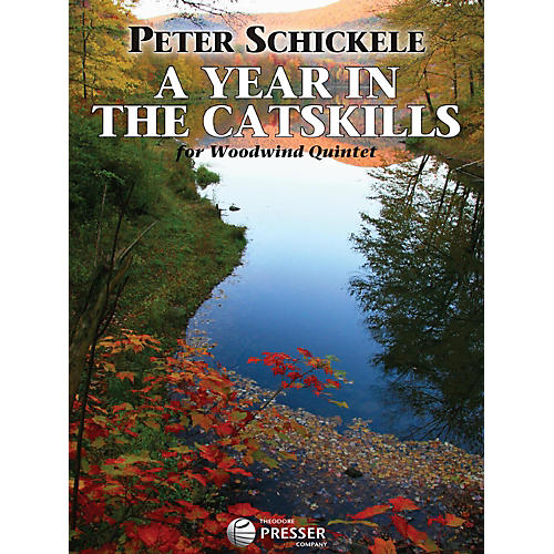 Carl Fischer A Year In The Catskills - Woodwind Quintet