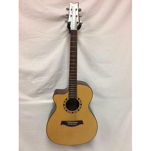 Ibanez A100E Left Handed Acoustic Electric Guitar