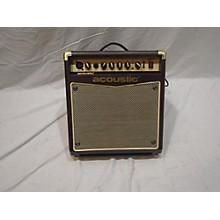 Acoustic A15 Acoustic Guitar Combo Amp