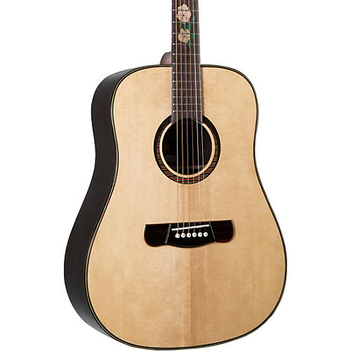 Merida A15D Dreadnaught Acoustic Guitar with Solid Spruce Top