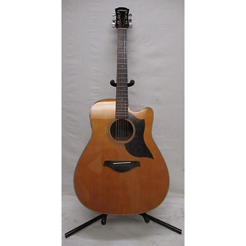 Yamaha A1M Acoustic Electric Guitar