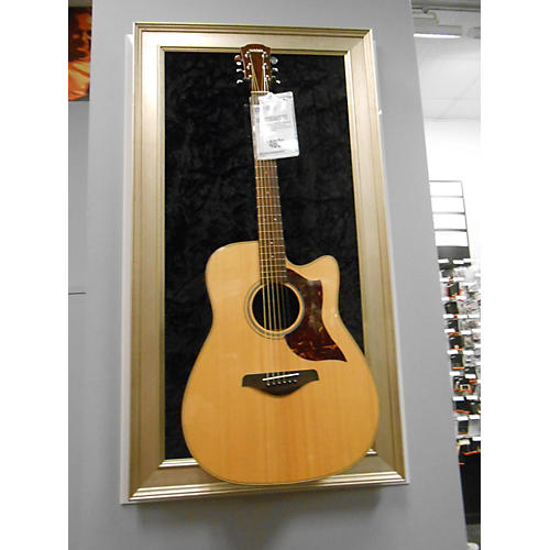 Yamaha A1R Acoustic Electric Guitar