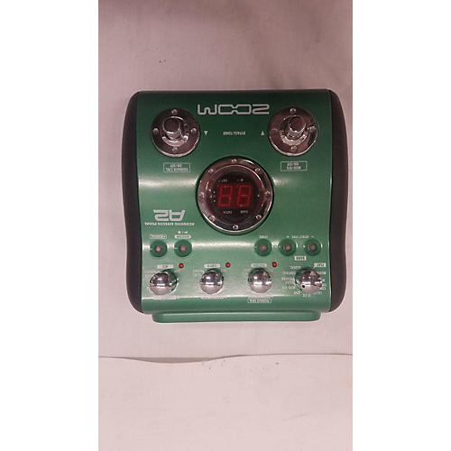 Zoom A2 Acoustic Effects Effect Pedal