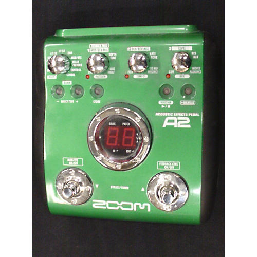 Zoom A2 Effect Processor