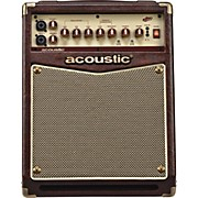 A20 20W Acoustic Guitar Amplifier Brown/Tan