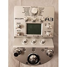 Zoom A3 Effect Processor