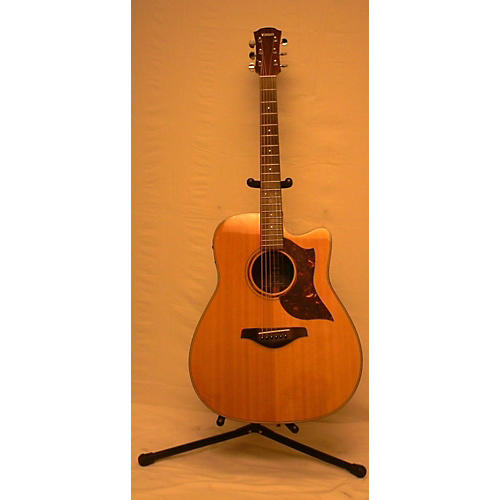 used yamaha a3r acoustic electric guitar guitar center. Black Bedroom Furniture Sets. Home Design Ideas
