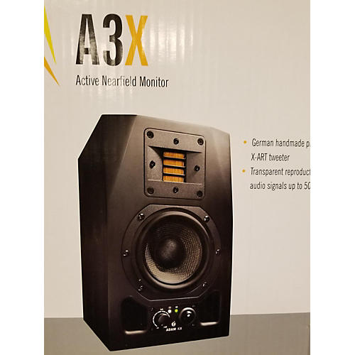 Adam Audio A3X 2-Way Powered Monitor