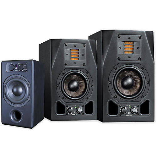 Adam Audio A3X-SUB7 2.1 Package