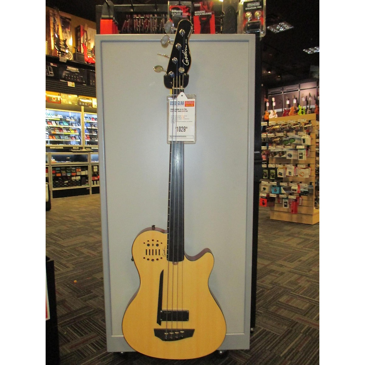 Godin A4 Ultra Electric Bass Guitar