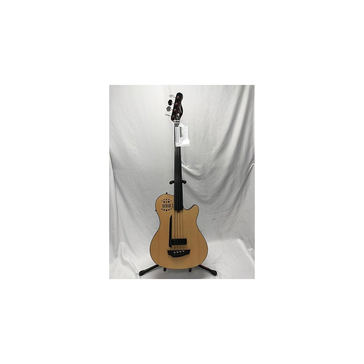 Godin A4 Ultra Fretless Electric Bass Guitar