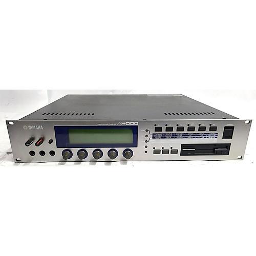 Yamaha A4000 Production Controller