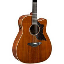 Yamaha A4KII Limited Koa Dreadnought Acoustic-Electric Guitar