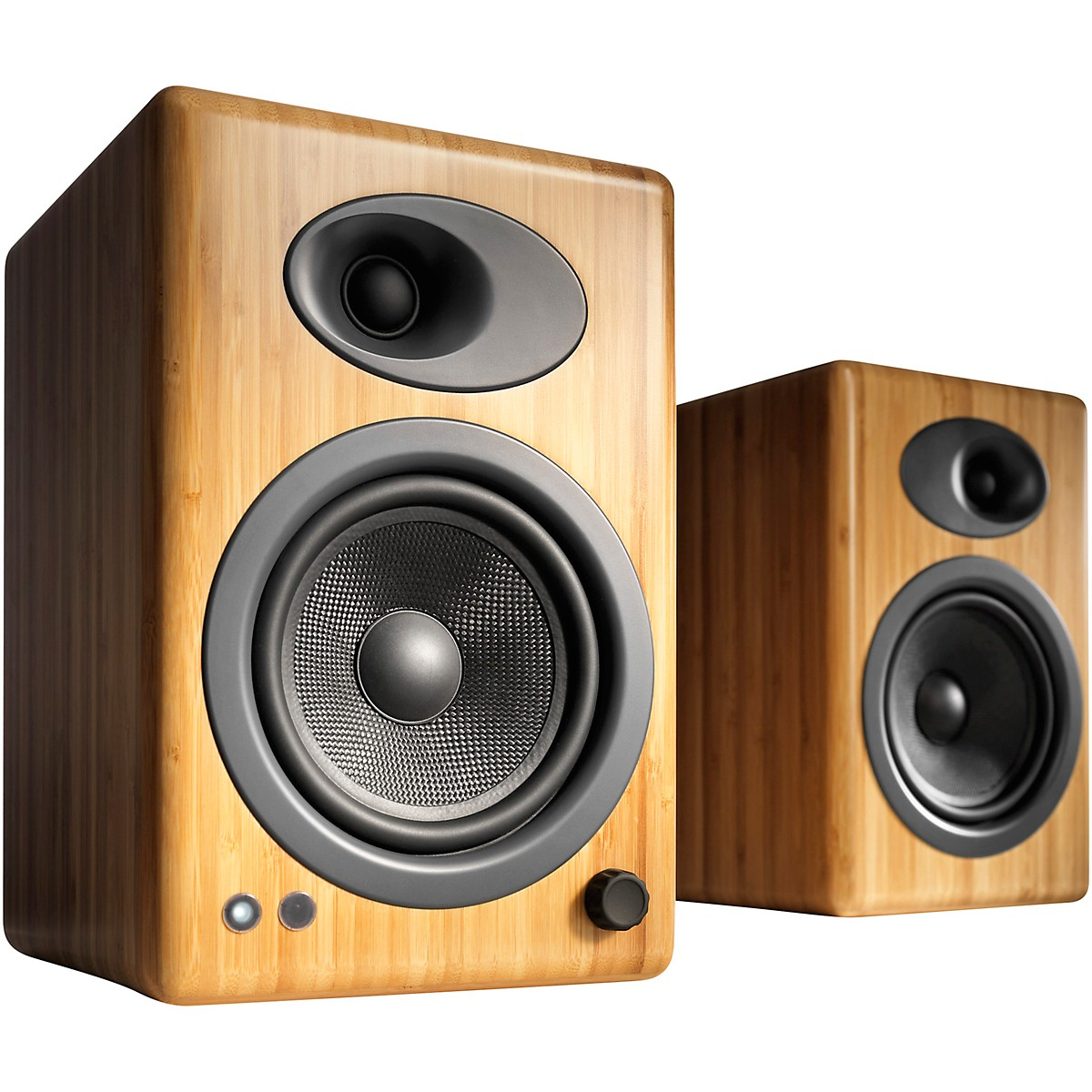 Audioengine A5+ Classic Bookshelf Speakers