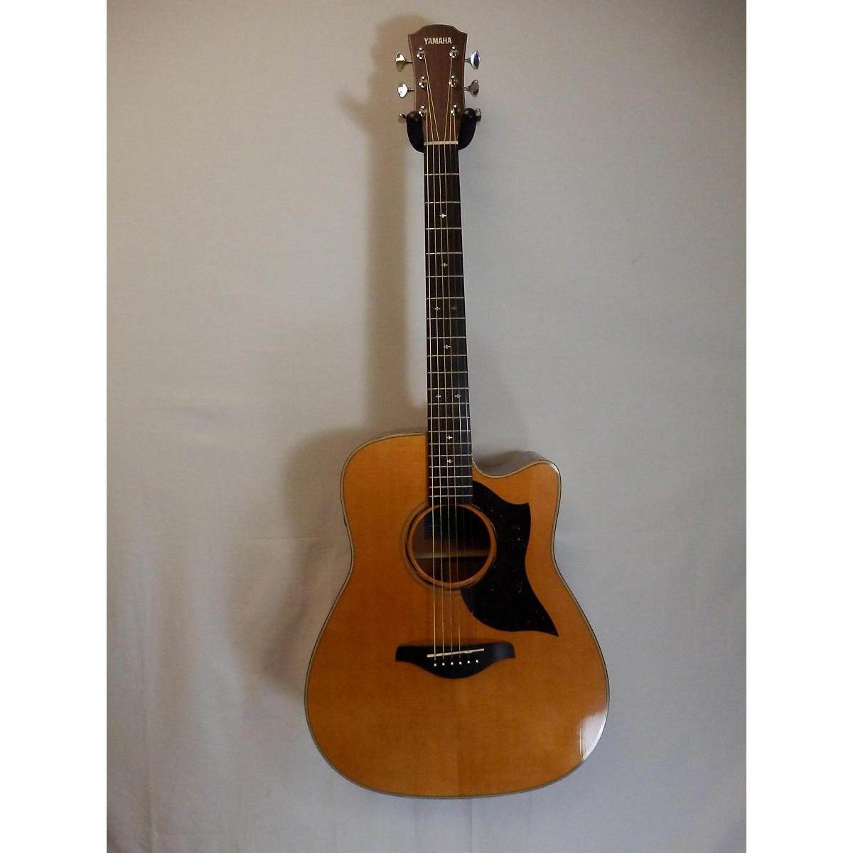 Yamaha A5M Acoustic Electric Guitar