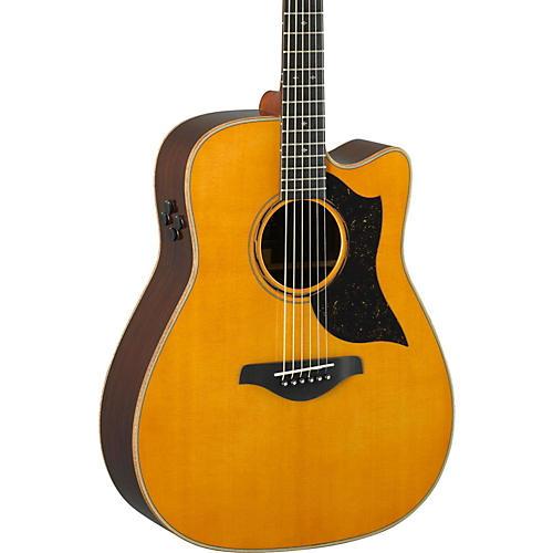 Yamaha A5R A-Series Folk Acoustic-Electric Guitar