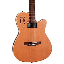 Godin A6 Ultra Semi-gloss Semi-Acoustic-Electric Guitar