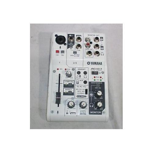 Yamaha A603 Unpowered Mixer