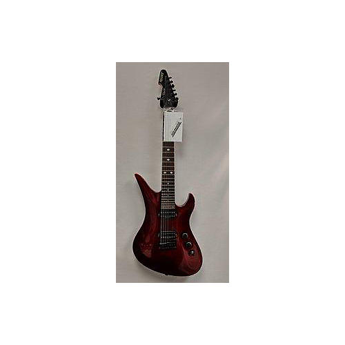 Schecter Guitar Research A7 Solid Body Electric Guitar