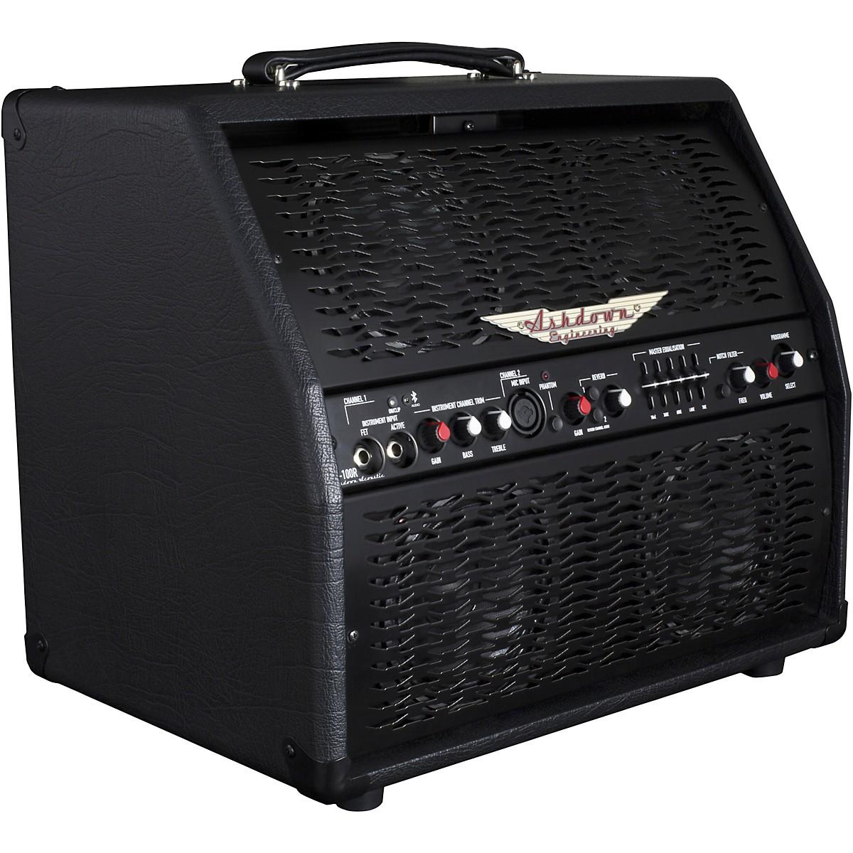 Ashdown AA-100 100W 4x5 Acoustic Combo Amplifier