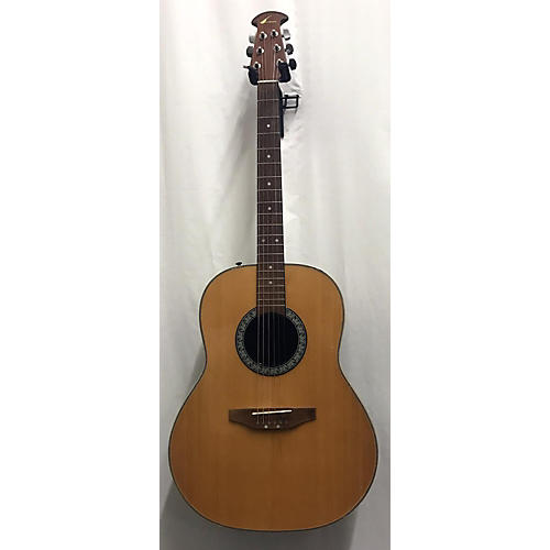 Ovation AA-21 Acoustic Guitar