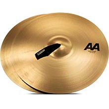 Sabian AA Drum Corps Cymbals Level 1 20 in. Brilliant Finish
