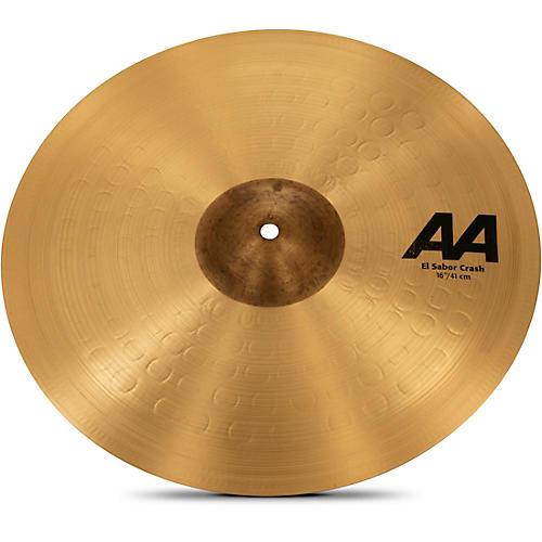 Sabian AA El Sabor Crash Cymbal
