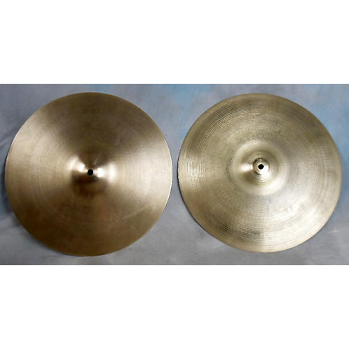 Sabian AA Marching Band Crash Pair Brilliant Marching Cymbal