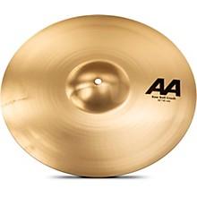 AA Raw Bell Crash Cymbal 16 in. Brilliant