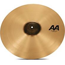 AA Raw Bell Crash Cymbal 20 in.