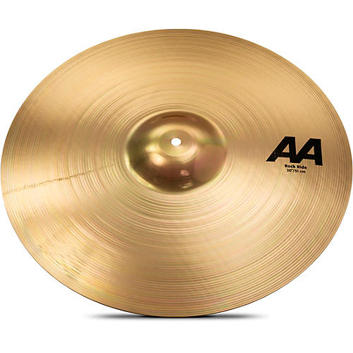 sabian aa rock ride cymbal 20 in guitar center. Black Bedroom Furniture Sets. Home Design Ideas