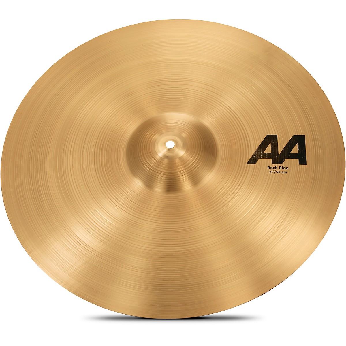 Sabian AA Rock Ride Cymbal