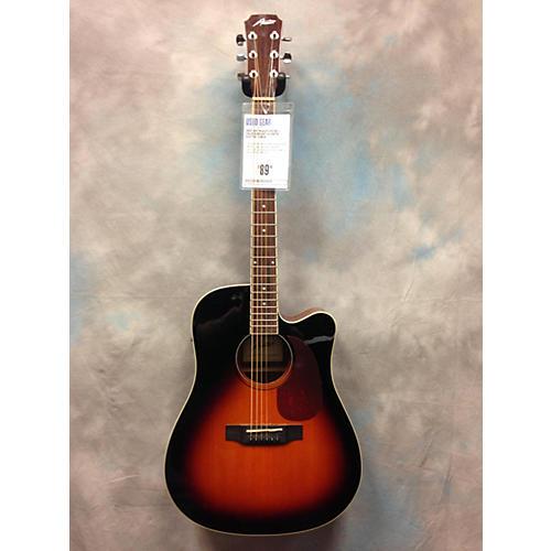 Austin AA25-DEC/SB 3 Color Sunburst Acoustic Electric Guitar