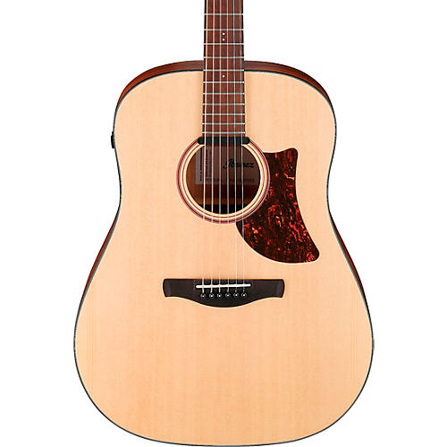 Ibanez AAD100E Advanced Acoustic Solid Top Dreadnought Guitar