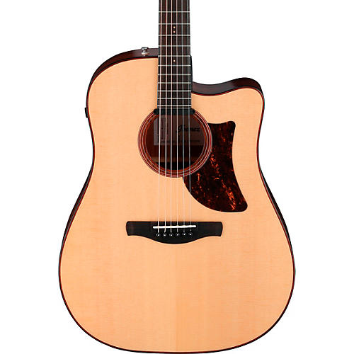 Ibanez AAD300CE Advanced Acoustic Electric Cutaway Dreadnought Guitar