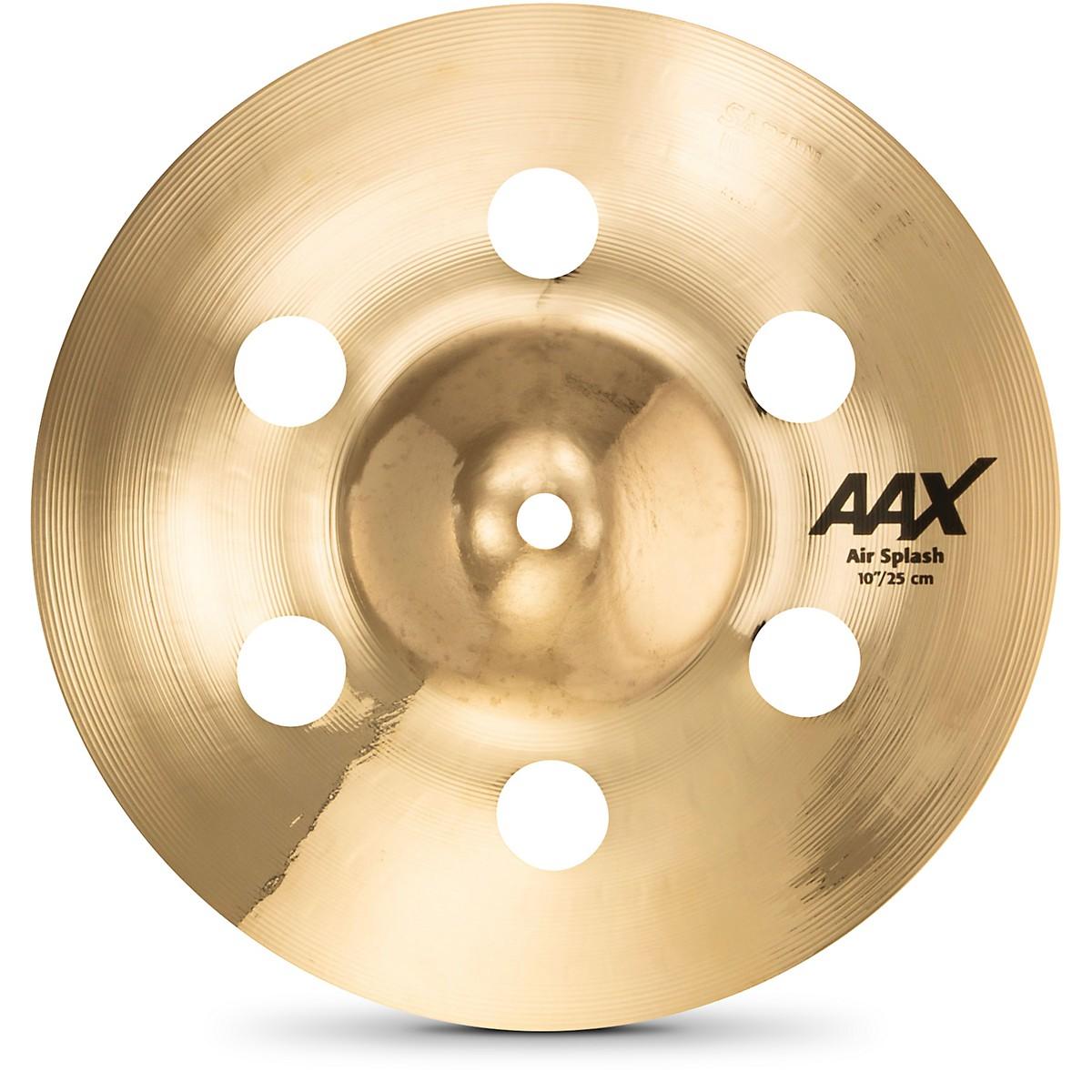Sabian AAX Air Splash Cymbal Brilliant