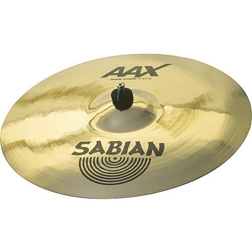 Sabian AAX Dark Crash Cymbal