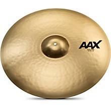 AAX Heavy Ride Cymbal Brilliant 21 in.