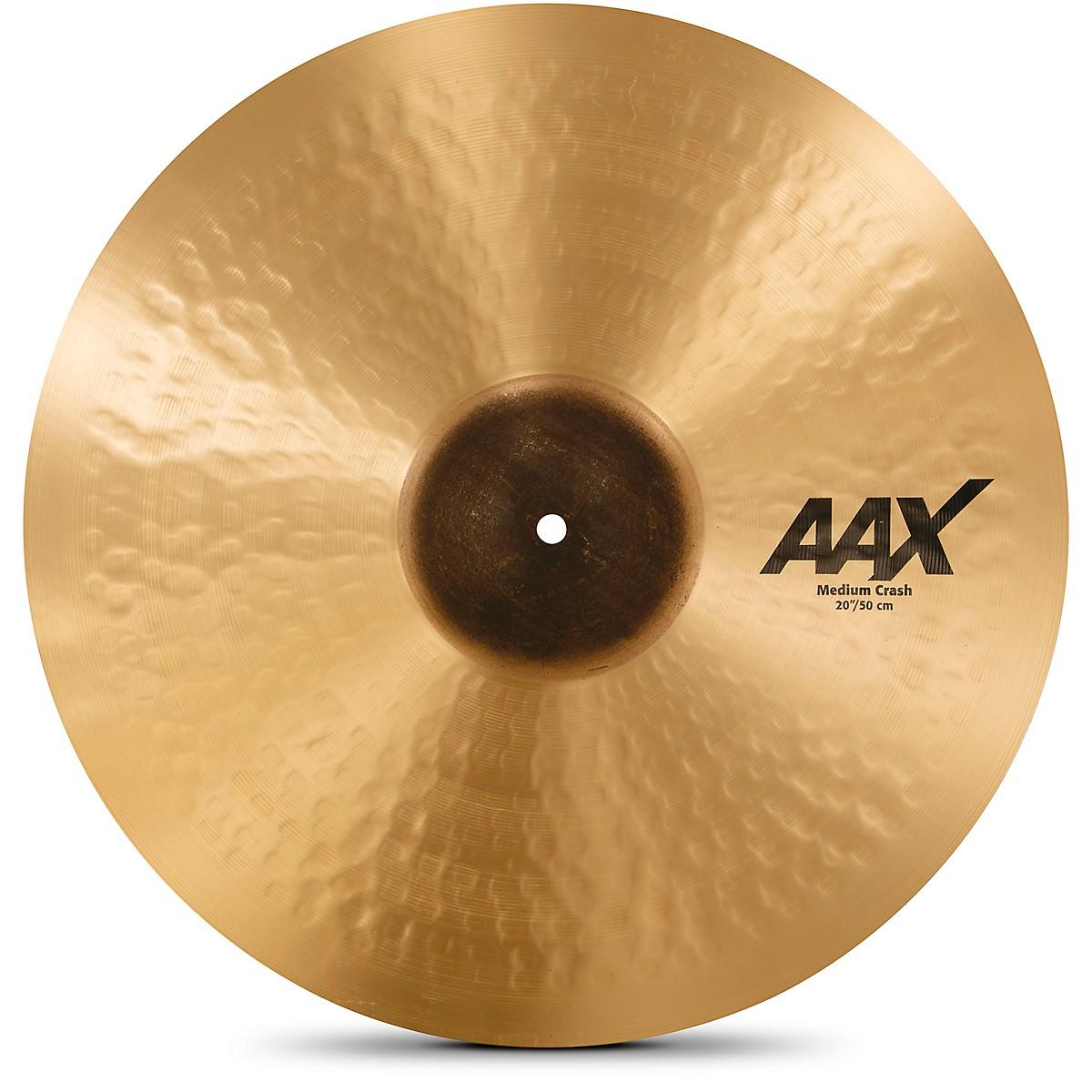 Sabian AAX Medium Crash Cymbal