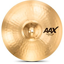 AAX Medium Hi-Hats Brilliant 14 in. Bottom