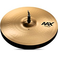AAX Medium Hi-Hats Brilliant 15 in. Bottom