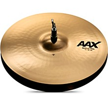 AAX Medium Hi-Hats Brilliant 15 in. Pair