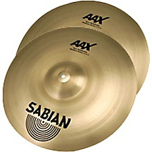 Sabian AAX New Symphonic Medium Heavy Cymbal Pair Level 1 21 in.