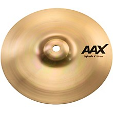 AAX Splash Cymbal Brilliant 8 in.