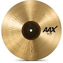 AAX Thin Hi-Hats 14 in. Top